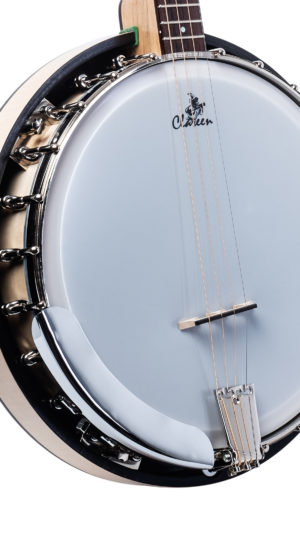 Clareen Banjo Heads - Smooth White 11""